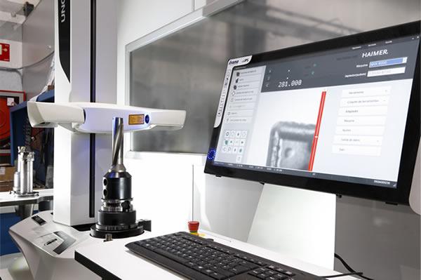 Ofrecemos a nuestros clientes la mayor fiabilidad en las mediciones de cada pieza que producimos